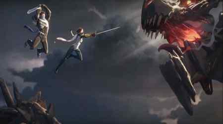 """""""Antes de la Gloria"""", la nueva cinemática de League of Legends"""