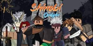 códigos de shinobi origin