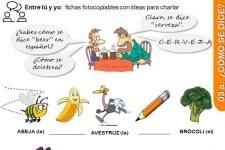 Vamos a DELETREAR en español