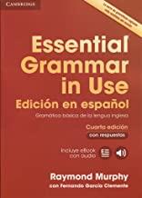Essential Grammar in Use edición en español