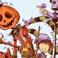Un vistazo en imágenes, portadas y bocetos a Skottie Young, premio Eisner 2011 al mejor dibujante del año