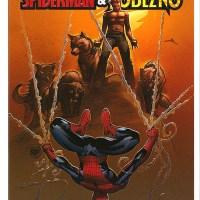 """""""Astonishing Spiderman & Lobezno"""" de Jason Aaron y Adam Kubert. Crítica e imágenes. Divertido delirio temporal"""