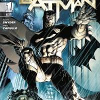 """Crítica e imágenes del """"Batman nº1"""", un Batman que realmente apetece leer."""