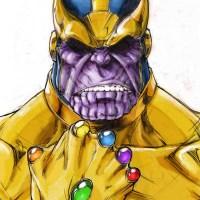 """Conoce a Thanos, uno de los villanos para la saga de """"Los Vengadores"""""""