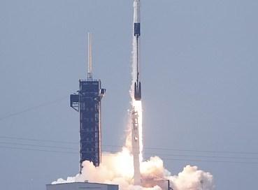 PODCAST – Lanzamiento del cohete Falcon9 – SpaceX/NASA