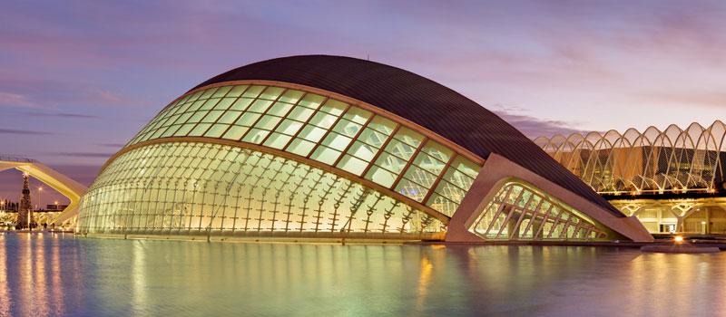 valencia science and arts park