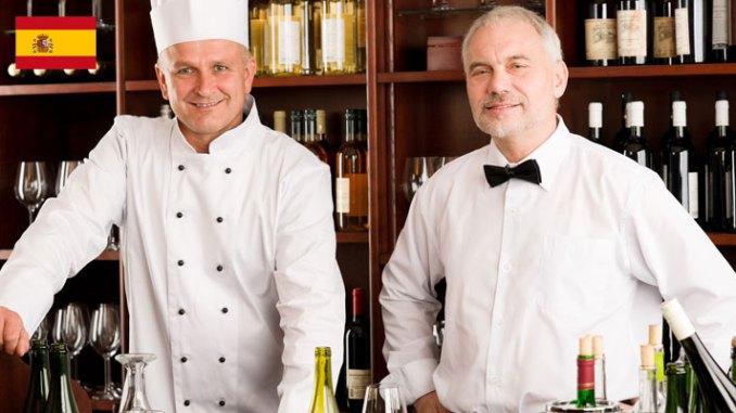 learn travel spanish for restaurants