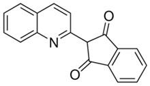Resultado de imagen para Alimentos que contienen colorante E E104 (Amarillo de quinolina)