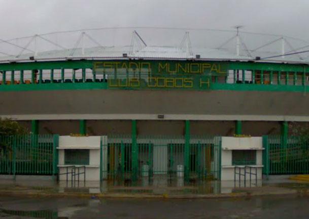 Estadio Luis Cobos Huerta