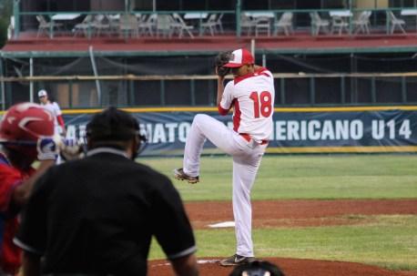 PanamericanoU14_Mexico&Dominicana