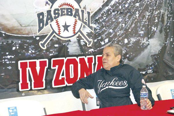 !Definitivo!: cinco equipos para el regional de béisbolDefinitivo!: cinco equipos para el regional de béisbol en la Cuarta Zona