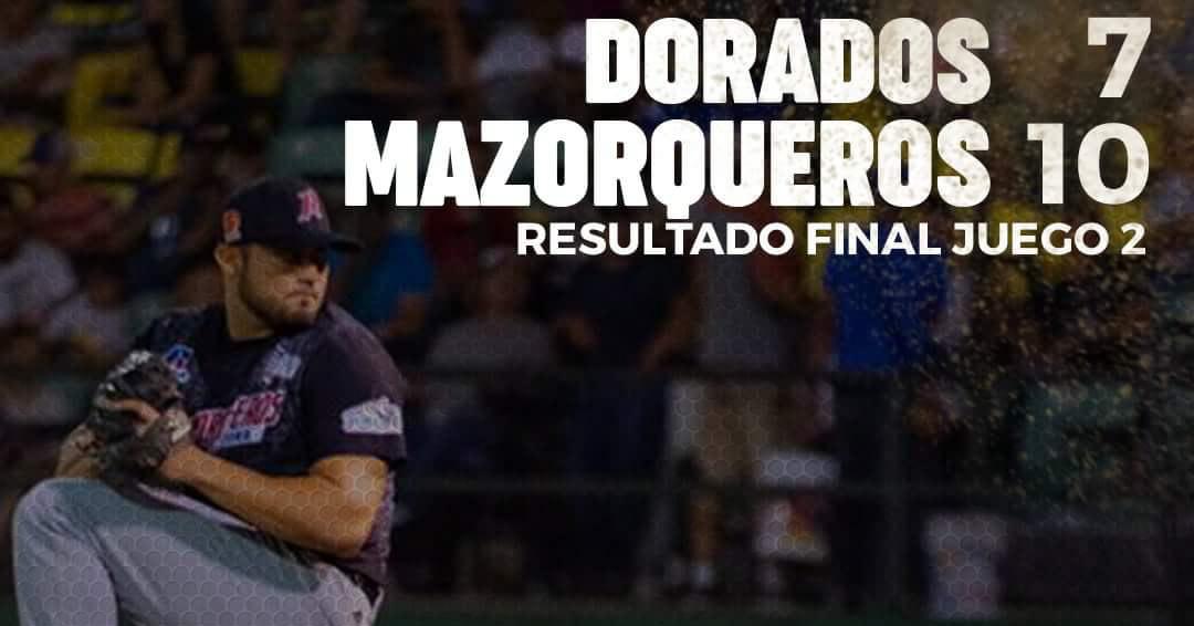 Mazorqueros derrota a Dorados y es líder del Estatal Chihuahua