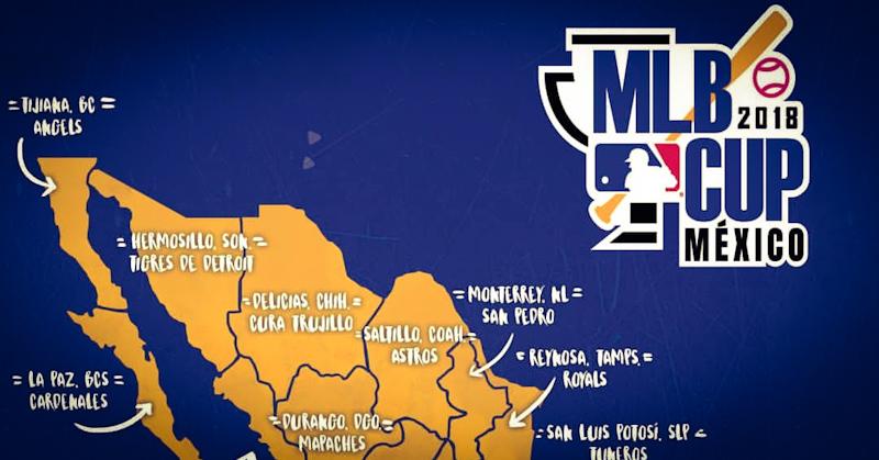Anuncia la MLB torneo similar al de Pequeñas Ligas, nace la MLB Cup