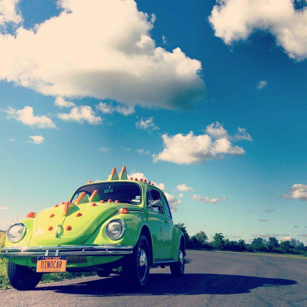 El Escarabajo estaba que se salía