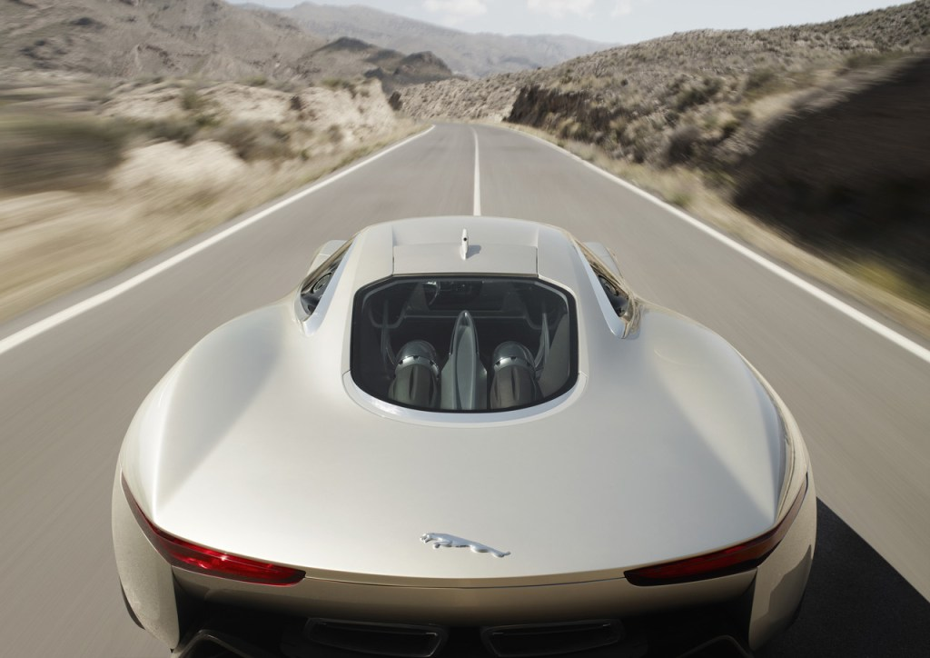 Coches_con_turbina_de_gas, Jaguar_C-X75, Turbine_car