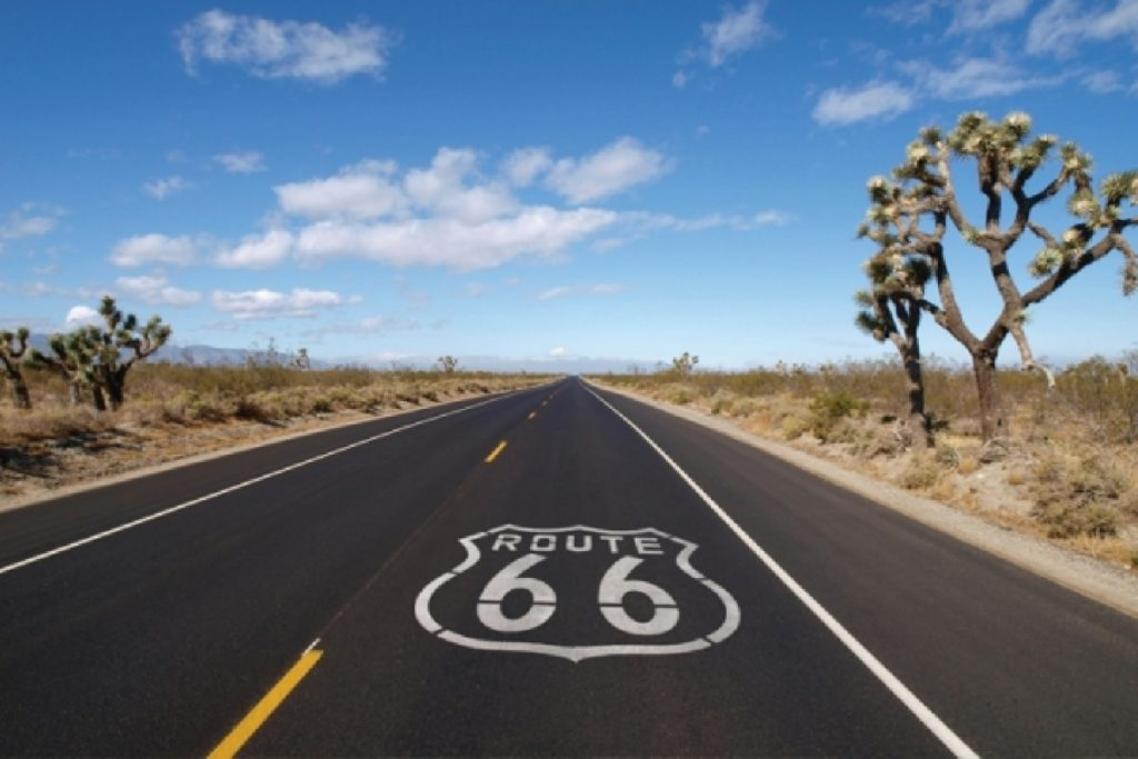 Route_66; Ruta_66; 66; Ford_Mustang