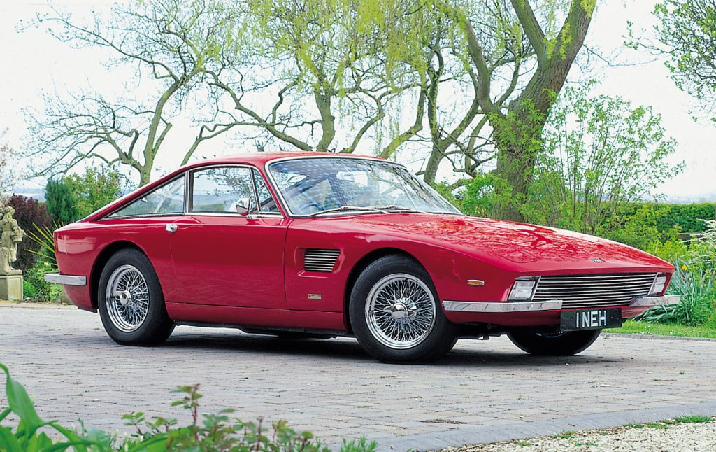 TVR, TVR_history; Historia_TVR; TVR_Trident_Clipper
