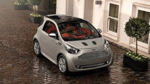 Aston Martin Cygnet, el Paquirrín de los coches