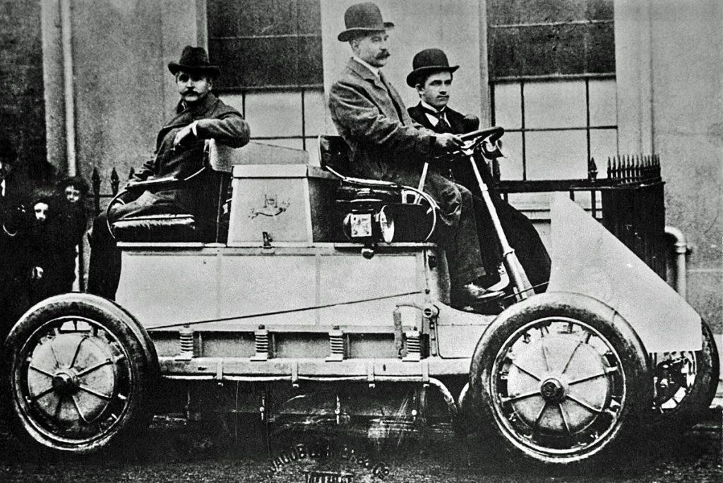 Ferdinand_Porsche; Porsche; Ferdinand; Lohner_Porsche