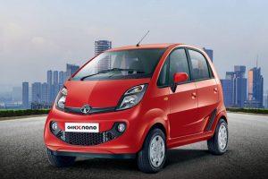 Tata Nano, el coche más barato del mundo