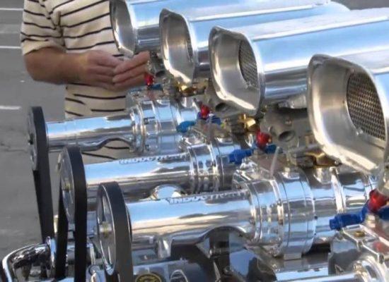 Coches con dos motores (parte 2)