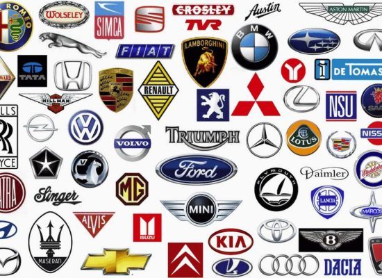 Logos de coches (parte 2)