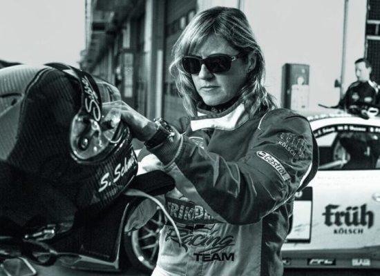 Sabine Schmitz, la reina de Nürburgring
