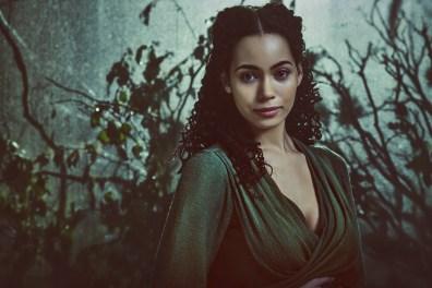 Madeleine Mantock as Veil- Into the Badlands _ Season 2, Gallery - Photo Credit: Carlos Serrao/AMC