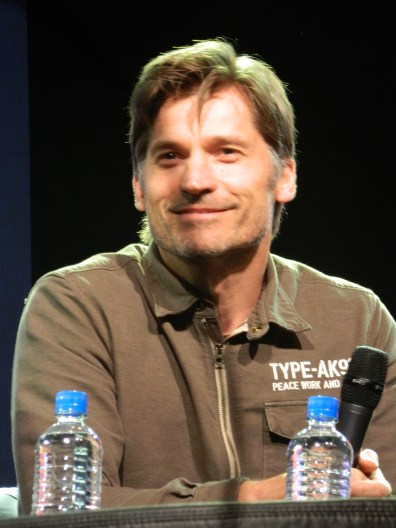 Nikolaj Coster Waldau de Game of Thrones en Argentina Comic-Con 2017