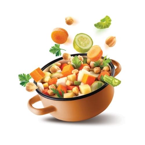 לקט ירקות לקוסקוס