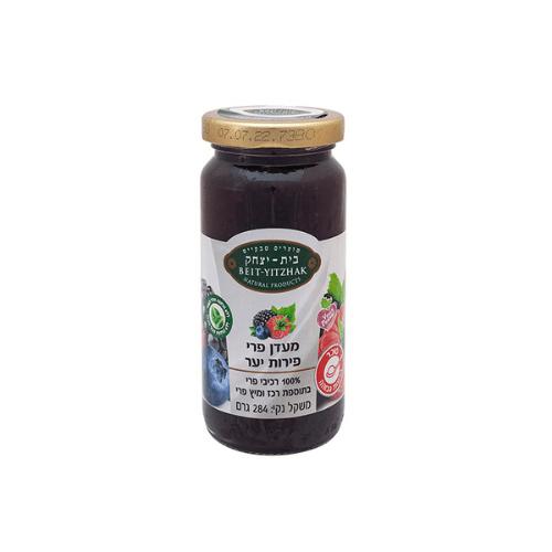 מעדן פרי 100 אחוז טבעי פירות יער בית יצחק