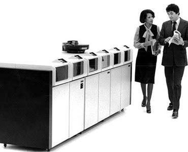 Direct Access сақтау орны (Дереккөз: IBM)