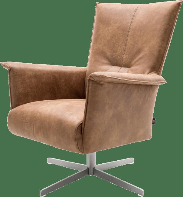 carola fauteuil dos haute