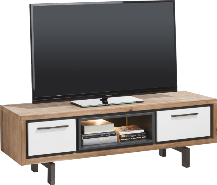 otta tv sideboard 140 cm 1 lade 1