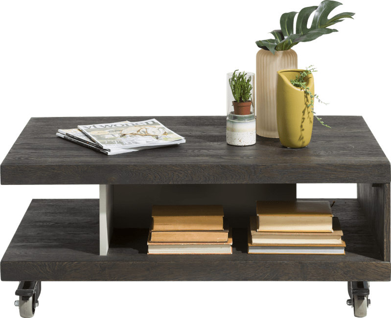 montpellier table basse 100 x 60 cm forme carre