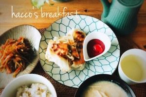 菌たっぷりの腸活朝食