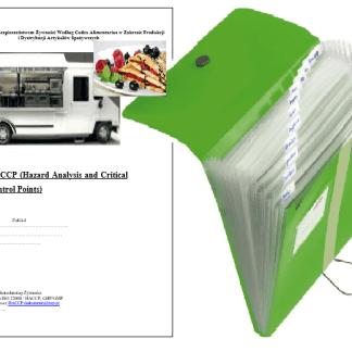 HACCP Food Truck Naleśniki Domowe