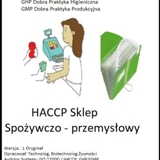 HACCP Sklep Spożywczo Przemysłowy