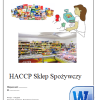 HACCP GMP/GHP Sklep Spożywczy