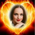 Fotomontaje de San Valentín