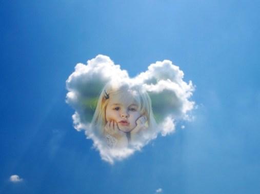 corazon cielo