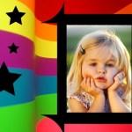 Fotomontaje de colores gratis