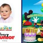 Fotomontaje de Cumpleaños con Mickey Mouse