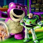 Fotomontaje de Toy Story