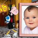 Fotomontaje gratis de Quico