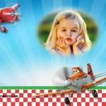 Fotomontaje de Aviones (Planes) Disney