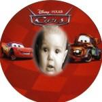 Fotomontaje de Cars