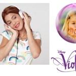 Fotomontaje de Violetta gratis