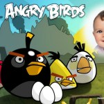 Crear fotomontaje de Angry Birds