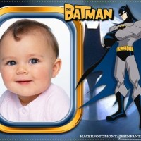 Crear fotomontaje de Batman gratis